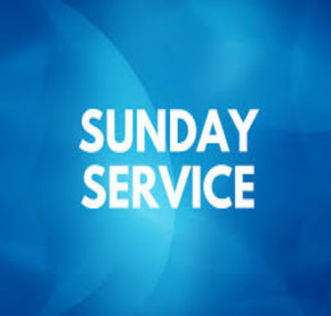 SUNDAY REGULAR SERVICE @ Building #1200, Room #129